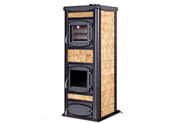Termostufa a legna laminox italia 30 idro con forno shoptermico for Termostufe a legna con forno